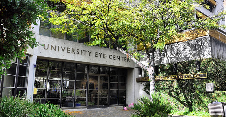 Photo of UC Berkeley Eye Center
